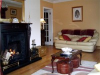 Living room, Holly Crest Lodge B&B accommodation, Donegal Road, Killybegs, Co. Donegal