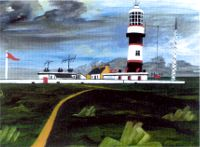 Tory Lighthouse by Patsy Dan Rodgers